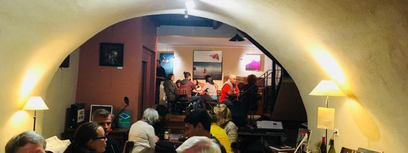 Cafélangues  ce jeudi 10 janvier