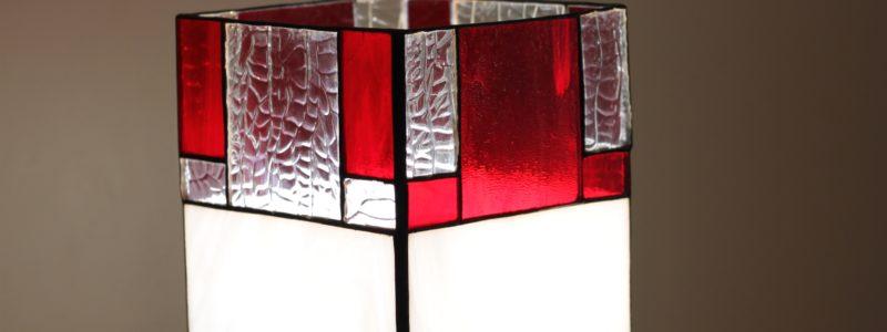 Exposition de vitraux  réalisés par Christine Fiallon