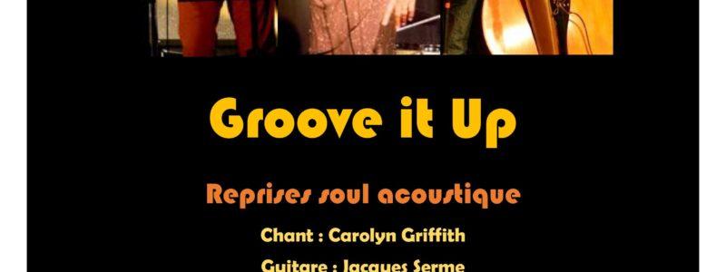 Concert avec Groove it up