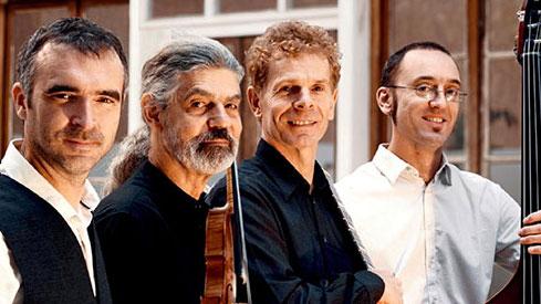 Concert Didier Alix Quartet