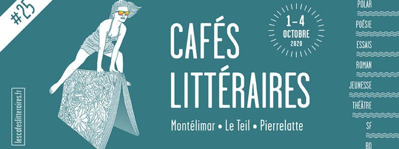 Les cafés littéraires au cafébibliothèque